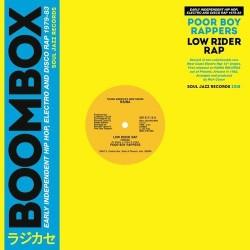 Poor Boy Rappers - Low Rider Rap