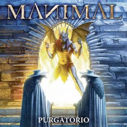 Manimal - Purgatorio (LTD Blue Vinyl)