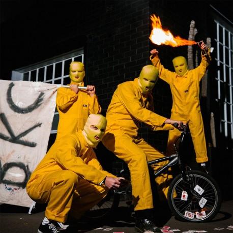 Bleeding Knees Club - Fade The Hammer