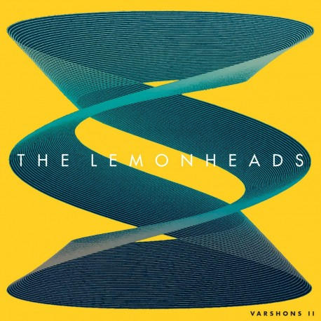 Lemonheads - Varshons 2 (Green Scratch & Sniff Vinyl)