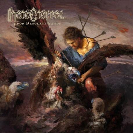 Hate Eternal - Upon Desolate Sands (Red Vinyl)