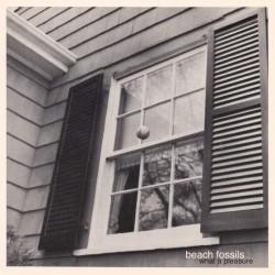 Beach Fossils - What A Pleasure (LTD Yellow Vinyl)