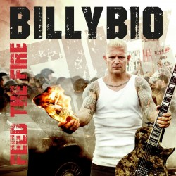 Billybio - Feed The Fire (Orange Vinyl)
