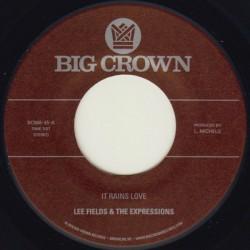 Lee Fields - It Rains Love