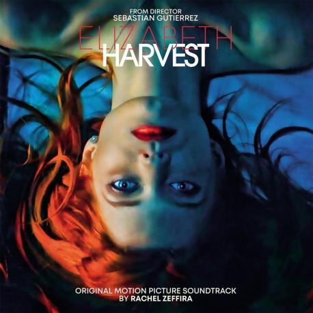 Rachel Zeffira - Elizabeth Harvest Soundtrack (LTD Clear Vinyl)