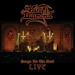 King Diamond - Songs For The Dead Live (LTD Coloured Vinyl)