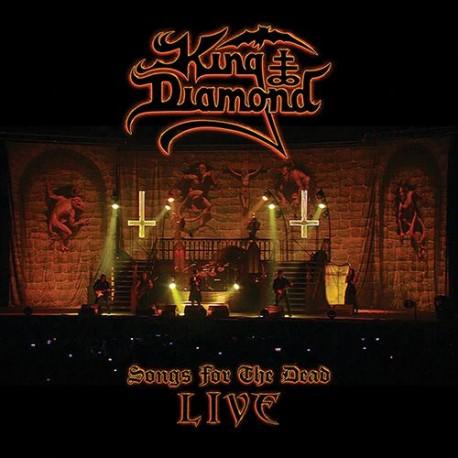 King Diamond - Songs For The Dead Live (LTD Coloured Vinyl)