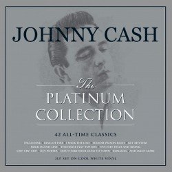Johnny Cash - Platinum Collection (Red Vinyl)
