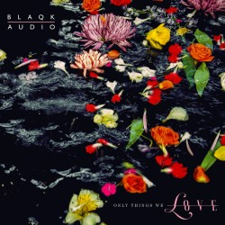 Blaqk Audio - Only Things We Love (Flower Pic Disc)