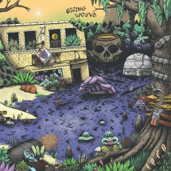 Oozing Wound - High Anxiety (Green Vinyl)