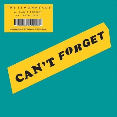 The Lemonheads - Can't Forget / Wild Child