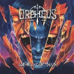 Orpheus Omega - Wear Your Sins (LTD Orange With Purple / Blue Splatter)