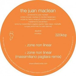 The Juan Maclean - What Do You Feel Free About? / Zone Nonlinear