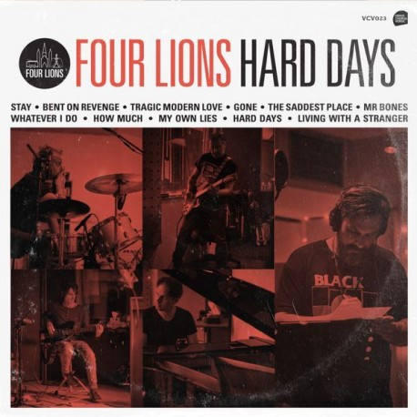 Four Lions - Hard Days
