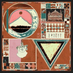 Olden Yolk - Living Theatre (LTD Green Vinyl)