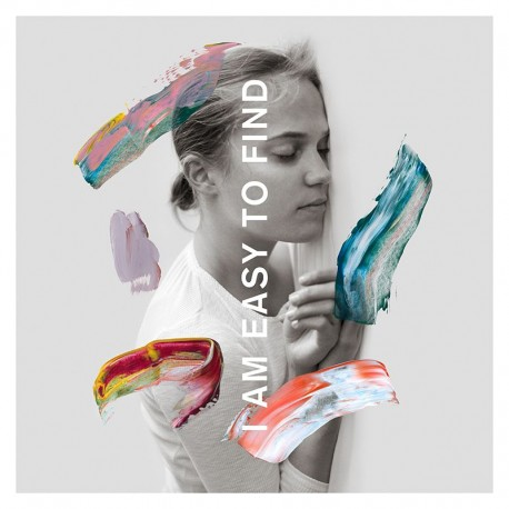 The National - I Am Easy To Find (LTD Yellow/Red/Grey Vinyl)