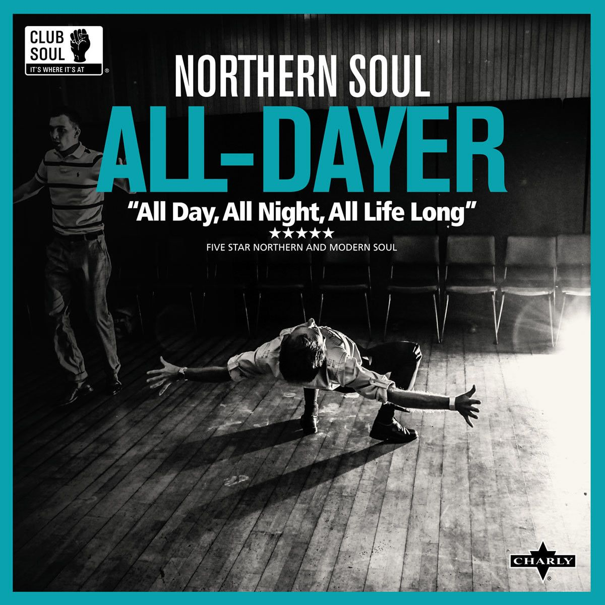 Northern Soul - All Dayer - Thornbury Records