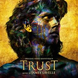 James Lavelle (Unkle) - Trust Soundtrack (LTD Gold/black Vinyl)