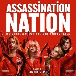 Ian Hultquist - Assassination Nation Soundtrack (Raincoat Red Vinyl)