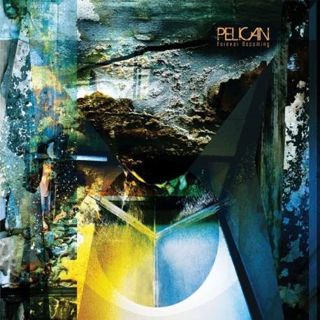 Pelican - Forever Becoming (LTD Gold Vinyl)