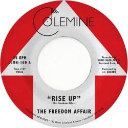 The Freedom Affair - Rise Up (Blue Vinyl)