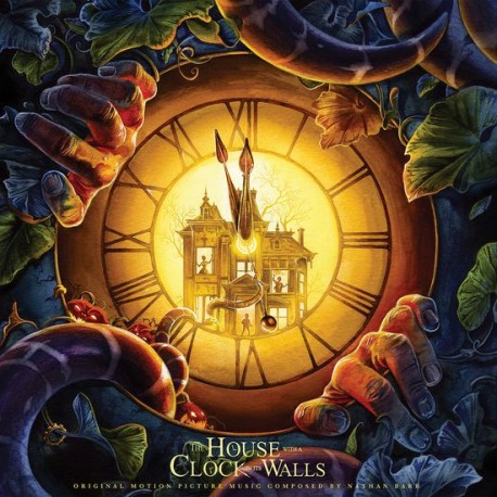 Nathan Barr - The House With A Clock In Its Walls Soundtrack