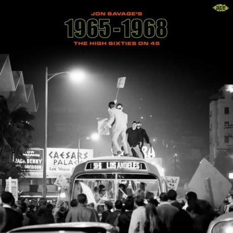 Various - Jon Savage's 1965-1968 The High Sixties On 45