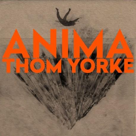 Thom Yorke - Anima (LTD Orange Vinyl)