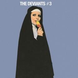 The Deviants - The Deviants #3 (LTD Black & White Vinyl)