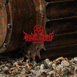 Thy Art Is Murder - Human Target (Beer With Black Splatter Vinyl)