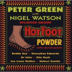 Peter Green With Nigel Watson - Hot Foot Powder (Neon Yellow Vinyl)