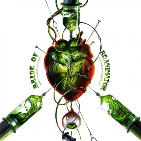 Richard Band - Bride Of Re-Animator Soundtrack (Coloured Vinyl)