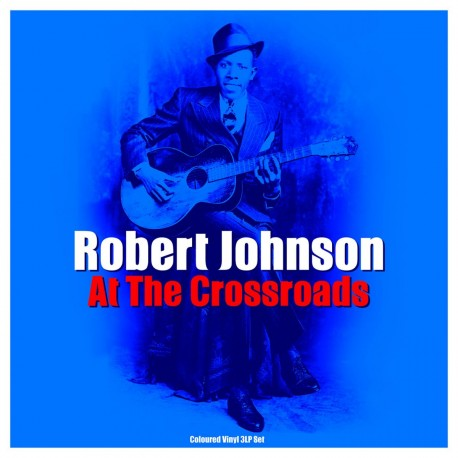 Robert Johnson - Cross Road Blues