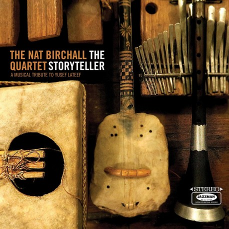 Nat Birchall Quartet - The Storyteller