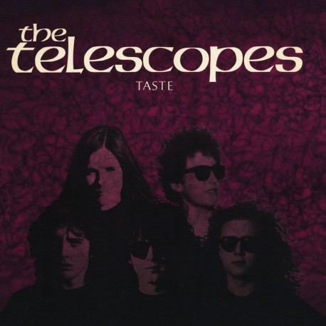 The Telescopes - Taste (Transparent Purple Vinyl)