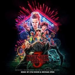 Kyle Dixon - Stranger Things 3 Soundtrack (Neon Pink Vinyl)