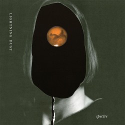 Lightning Dust - Spectre (LTD Orange Moon Marbled Vinyl)