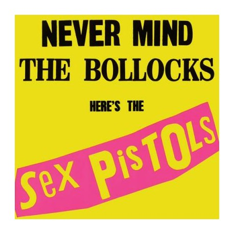 The sex pistols never mind the