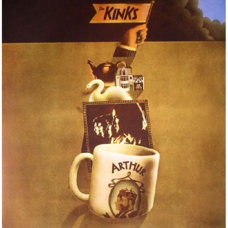 The Kinks - Arthur Or The Decline And Fall Of The British Empire (5oth Ann)