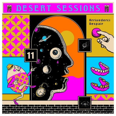 The Desert Sessions - Desert Sessions Vol. 11 & 12