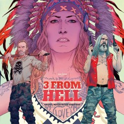 Rob Zombie - 3 From Hell Soundtrack (Coloured Vinyl)