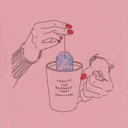 Varsity - The Basement Takes 2015-2016 (Red Vinyl)