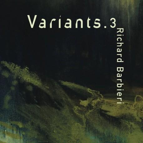 Richard Barbieri - Variants.3+4