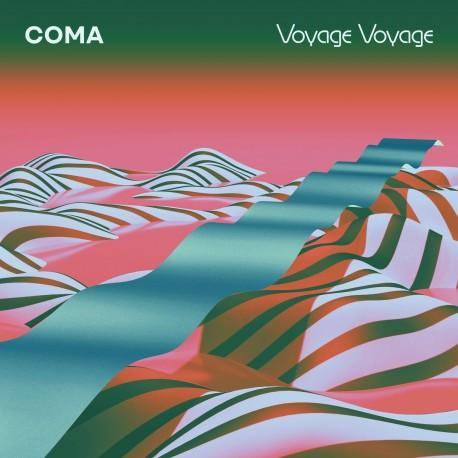 Coma - Voyage Voyage (LTD Turquoise Vinyl)