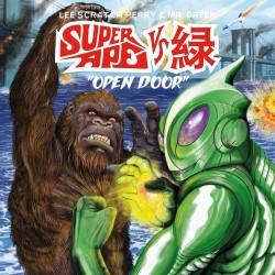 """aLee Scratch Perry & Mr Green - Super Ape Vs """"Open Door"""""""