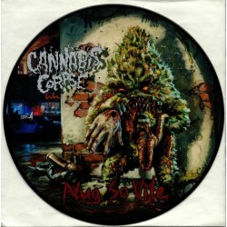 Cannabis Corpse - Nug So Vile (LTD Pic Disc)