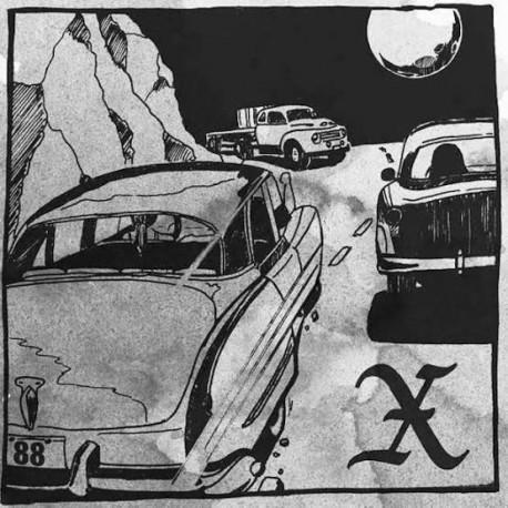 X - Delta 88 Nightmare / Cyrano Debergers Back