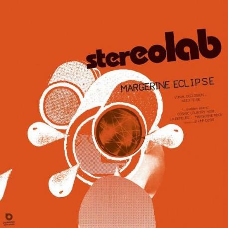 Stereolab - Margerine Eclipse (LTD Clear Vinyl)