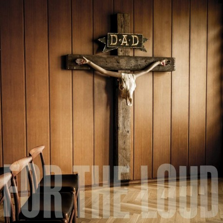 D-A-D - A Prayer For The Loud (LTD Pic Disc)