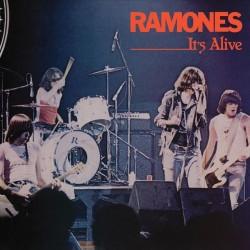 Ramones - It's Alive (40th Ann Red/blue Vinyl)